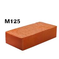 Кирпич керамический полнотелый М125