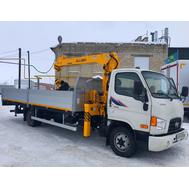 Услуги манипулятора в Чебоксарах 5 тонн