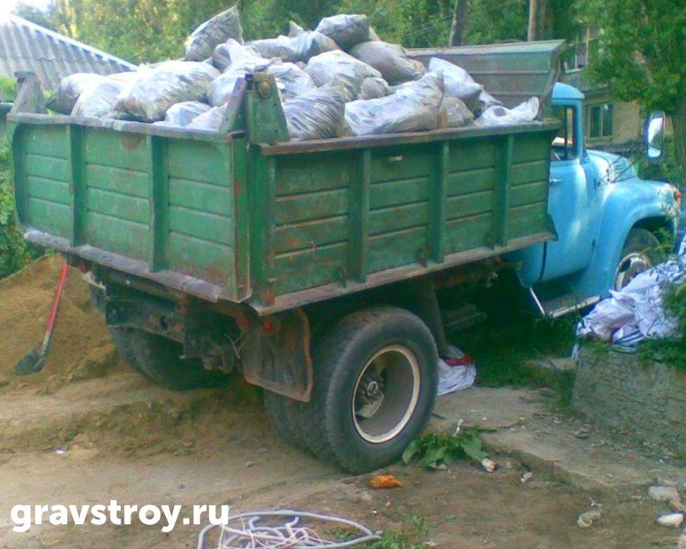 вывоз мусор цена